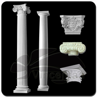 2016 Popular golden Marble Column with great price