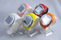 white/yellow/orange/red/pink watch phone lovely cool smartphone mq988+ model 1.5inch support bluetooth