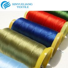 Comfort home textile company 100 spun sewing thread for shoe making