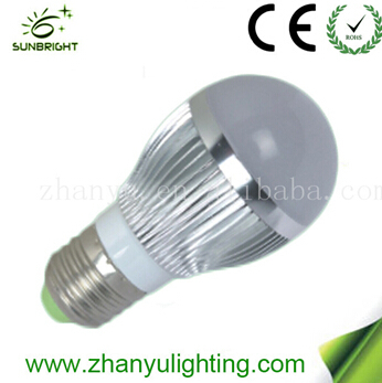 E27 3W LED Bulb Lighting 270LM Warm White new led light led grow bulb