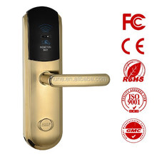 magnetic electronic lock for interior doors
