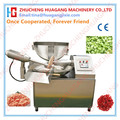 Commercial bowl cutter for sausage processing