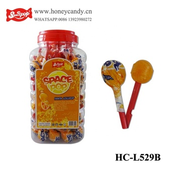 Fanta Flavor Whistle Lollipop Hard Candy