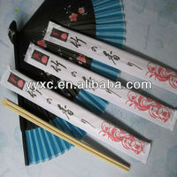 Whole Sealed Paper Wrapper Bamboo Chopsticks Supplier