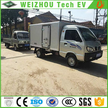 electric cargo van truck with Gel Maintenance-free Battery