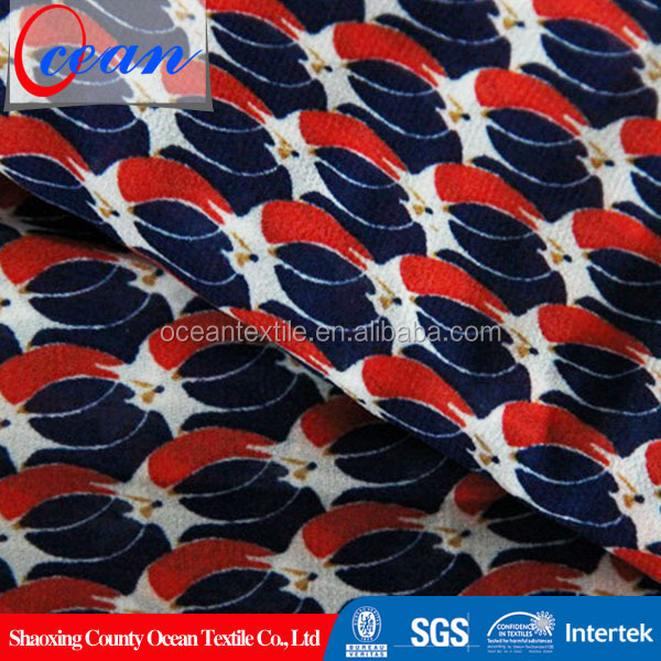 new style pattern 100 polyester fabric wholesale in market dubai
