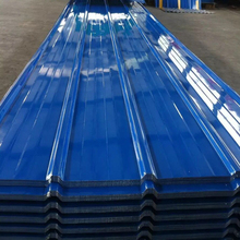 Hot sale color coated corrugated aluminum roofing sheet panels