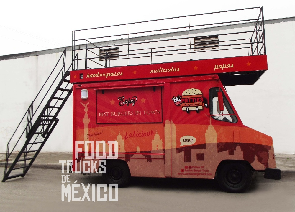 Food Trucks de Mexico