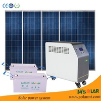 Cost of Home Solar Power System 15KW BIPV turnkey project photovoltaic system Solar Energy Plant