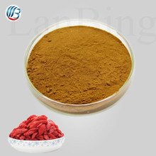 GMP standard bulk pure natural high quality goji berry extract goji berry powder goji powder