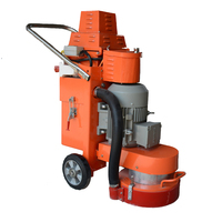 epoxy coating surface floor grinding machine