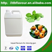 Manufactory Provide Loquat Flavours for Chewing Gun, Water and Oil Soluble Food Grade Flavors