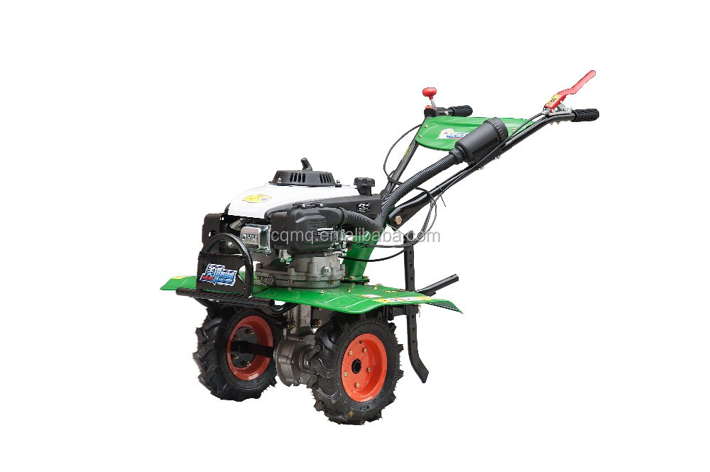 Meiqi MQ175VG 2017 new style vertical shaft engine with 4Pcs3Group dry land biade cultivator tiller