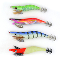 ABS Plastic Life Like Sea Fishing Lure Squid Jig