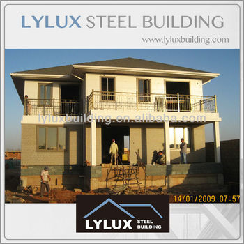 Quick assembly house prefabricated steel frame homes easy build house view easy build house - Quick built homes ...