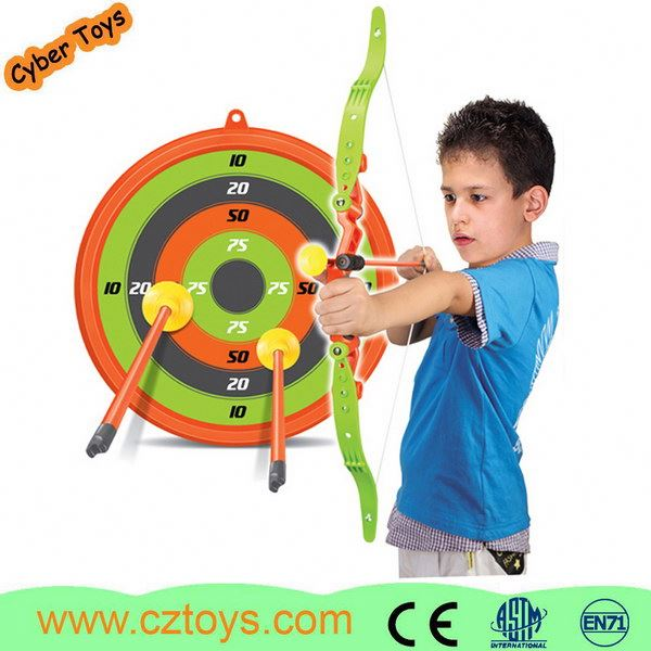 Outdoor toys kids bow target toy CE approved