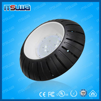 New style fin-shell design UFO 4000K 100W 150WLED high bay light, stadium light, Meanwell LED driver.