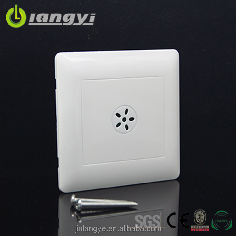 Top Selling White Pc General Used Voice Control Wall Switch