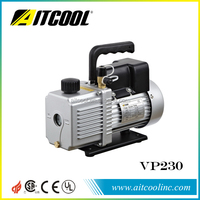 powerful double stage HVAC 3CFM,1/3HP,85L/MIN vacuum pump VP230