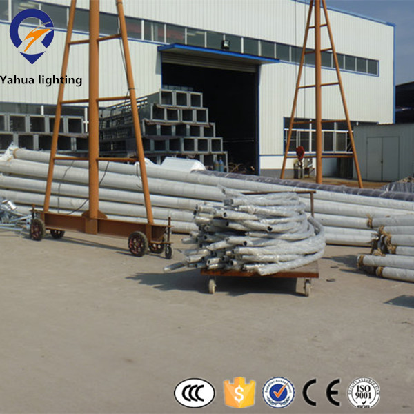 Factory directly residential cast iron light poles base