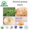 Supply natural American Ginseng Leaves Extract, American ginseng extract