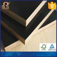Film faced shuttering board,12mm/18mm concrete formwork plywood