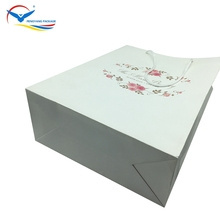 Custom Size Biodegradable Fancy Paper Bag/ ECO Smart Paper Shopping Bag