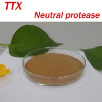 Powder Enzyme Neutral Protease Feed & Industrial Enzyme