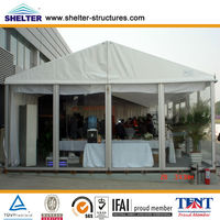 2013 New Style Large Canopy 6X9m,15X30m, 30X50m Made of Aluminum Alloy & PVC Coated Cover Used for Over 20 Years