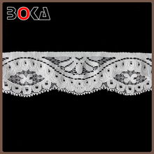 high quality white crochet dress lace for nigeria wedding and party dress BK-TRM2363