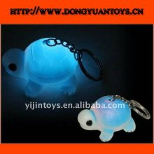 Free PVC Fashing Turtle Figure Key Holder Kids Toys