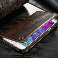 2015 Newest Wholesale iCaseLuxury Top Quality PU Leather Case For Samsung note5 Flip Wallet Case Book Stand Cover
