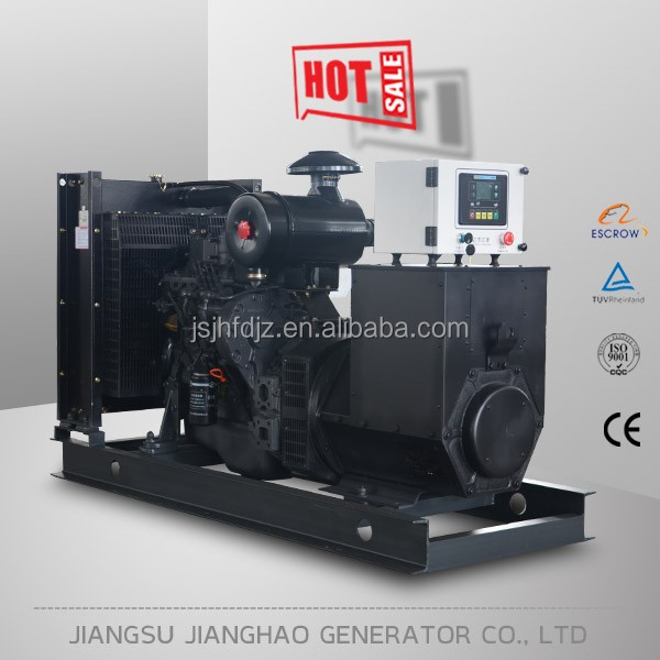Good price Chinese Shangchai 80kva generator
