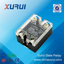TUV&RoHS single phase (5A-600A) industrial ac solid state relay