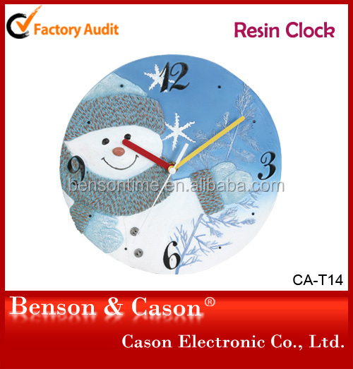 Cason Waterproof Bathroom Clock