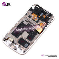 High quality mobile phone display for Samsung Galaxy S4 I9500,wholesale touch digitizer screen assembly