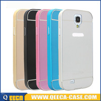 Hot sale ultrathin metal case for samsung galaxy s4 metal bumper case