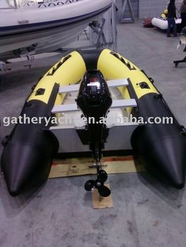 2.7m Inflatable boat, Rubber boat , PVC boat