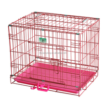 Portable High Quality Folding welded dog cage