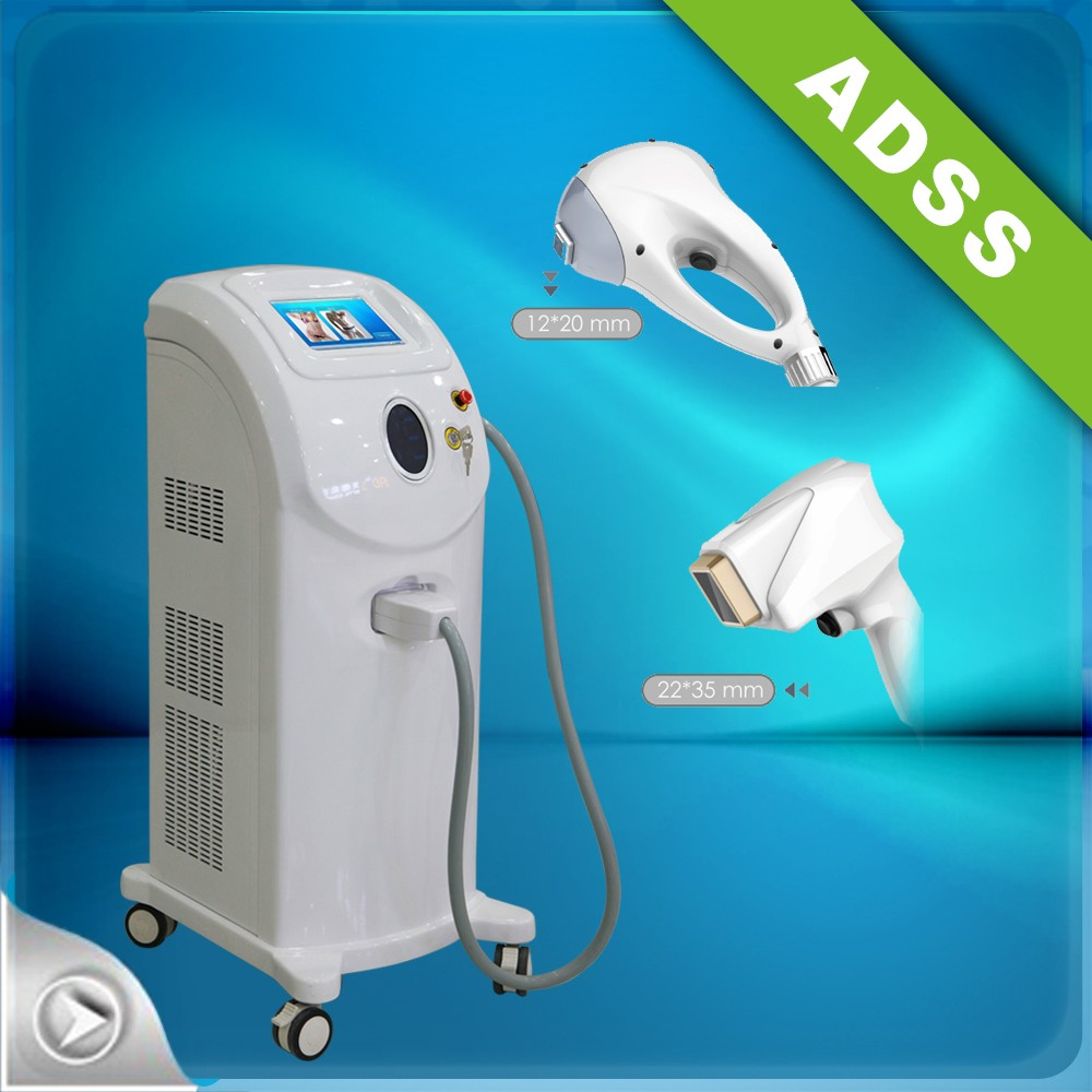big spot size 10 layer laser bars permanent 808nm diode laser hair removal machine price