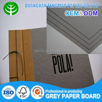2MM Promotional Triplex Grey Paper Board