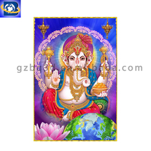 3D India god picture