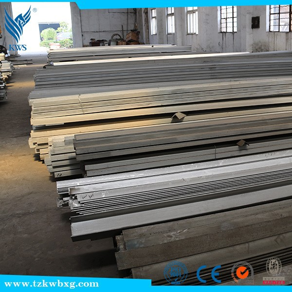AISI <strong>201</strong> factory direct sale stainless steel channel bar