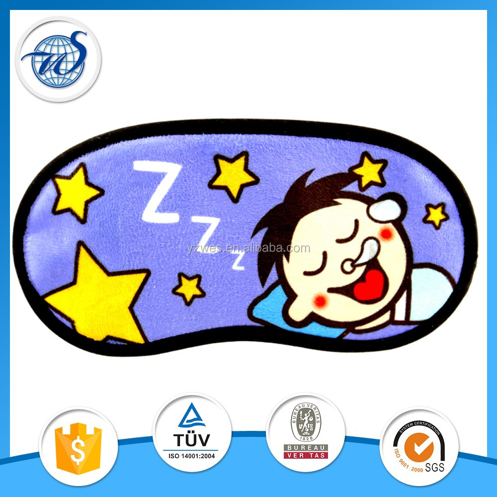 disposable bulk sleep eye masks with CE certificate