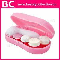 BC-0612P Skin Care Cleansing Brush with pp case