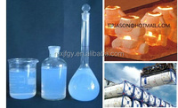 refractory colloidal silica binder