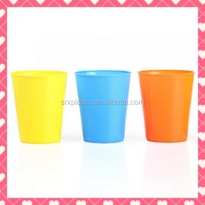 Best selling colorful clear frosted cheap custom china print plastic disposable plastic cup factory