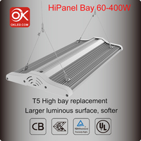 2016 newest 30-400w induction grow light led linear high bay light from OKLED--Fiona