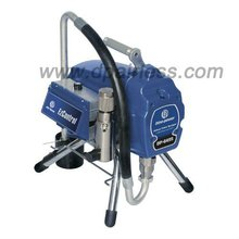 Professional electric airless paint sprayer