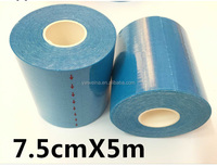 7.5cm 5m Custom Sports Physio Elastic Care Therapeutic Kinesiology Tape
